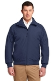 Challenger Jacket True Navy with True Navy Thumbnail