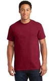 Ultra Cotton 100 Cotton T-shirt Antique Cherry Red Thumbnail