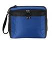 12Can Cube Cooler Twilight Blue with Black Thumbnail