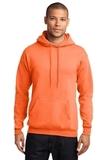7.8-oz Pullover Hooded Sweatshirt Neon Orange Thumbnail