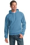 Pullover Hooded Sweatshirt Columbia Blue Thumbnail