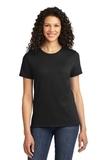 Women's Essential T-shirt Jet Black Thumbnail