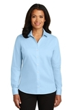 Women's Red House NonIron Twill Shirt Heritage Blue Thumbnail
