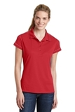 Contrast Stitch Polo Shirt True Red Thumbnail