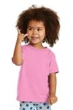 Toddler 5.4-oz 100 Cotton T-shirt Candy Pink Thumbnail