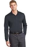 Select Snag-Proof Long Sleeve Polo Charcoal Thumbnail
