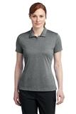 Women's Nike Golf Dri-FIT Heather Polo Carbon Heather Thumbnail