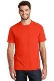 New Era Heritage Blend Crew Tee Deep Orange Thumbnail