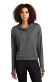 Women's OGIO ENDURANCE Force Hoodie Gear Grey Heather Thumbnail