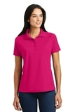 Women's Dri-mesh Pro Polo Shirt Pink Raspberry Thumbnail