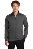 Eddie Bauer Smooth Fleece Base Layer Full-Zip Iron Gate Thumbnail