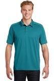 Sport-tek Contrast Stitch Micropique Polo Tropic Blue Thumbnail