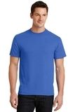 50/50 Cotton / Poly T-shirt Royal Thumbnail