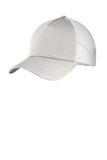 Competitor Mesh Back Cap Silver with White Thumbnail