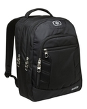 OGIO Colton Pack Black with Silver Thumbnail