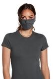 V.I.T. Shaped Face Mask 5 pack (100 packs 1 Case) Heather Charcoal Thumbnail