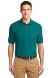 Silk Touch Polo Shirt A Best Selling Uniform Polo Teal Green Thumbnail