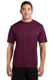 Competitor Tee Maroon Thumbnail