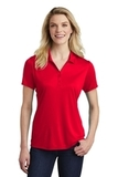Women's Competitor Polo True Red Thumbnail