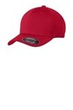 Flexfit Cool Dry Poly Block Mesh Cap True Red Thumbnail