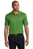Performance Fine Jacquard Polo Shirt Vine Green Thumbnail