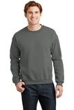 Heavy Blend Crewneck Sweatshirt Charcoal Thumbnail