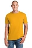 Softstyle Ring Spun Cotton T-shirt Gold Thumbnail