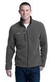 Eddie Bauer Full-zip Fleece Jacket Grey Steel Thumbnail