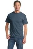 Tall Essential T-shirt Steel Blue Thumbnail