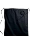 Bistro Apron 1 Pocket Black Thumbnail