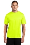 Competitor Tee Neon Yellow Thumbnail