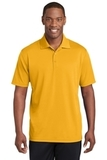 Sport-Tek PosiCharge RacerMesh Polo Gold Thumbnail