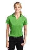 Women's Heather Contender Polo Turf Green Heather Thumbnail