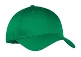 6-panel Twill Cap Kelly Green Thumbnail