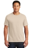 50/50 Cotton / Poly T-shirt Sandstone Thumbnail