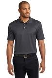 Performance Fine Jacquard Polo Shirt Grey Smoke Thumbnail