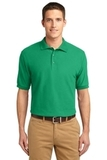 Extended Size Silk Touch Polo Shirt Court Green Thumbnail