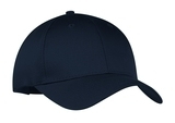 6-panel Twill Cap Navy Thumbnail