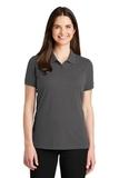 Women's EZ-Cotton Polo Sterling Grey Thumbnail