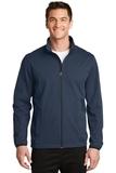 Active Soft Shell Jacket Dress Blue Navy Thumbnail