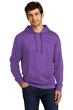 V.I.T.Fleece Hoodie Heathered Purple Thumbnail