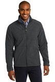 Eddie Bauer Shaded Crosshatch Soft Shell Jacket Grey Thumbnail