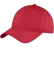 Youth Six-panel Unstructured Twill Cap Red Thumbnail