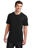 Young Men's Very Important Tee With Pocket Black Thumbnail