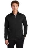Eddie Bauer Smooth Fleece Base Layer Full-Zip Black Thumbnail