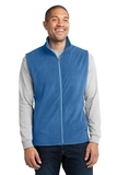 Microfleece Vest Light Royal Thumbnail