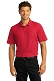 Port Authority ® SuperPro ™ React ™ Polo Rich Red Thumbnail