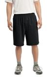 Jersey Knit Short With Pockets Black Thumbnail
