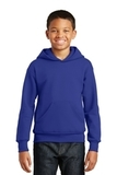 Comfortblend Youth Pullover Hooded Sweatshirt Deep Royal Thumbnail