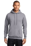 7.8-oz Pullover Hooded Sweatshirt Silver Thumbnail